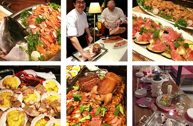 お料理と演出にこだわった、幸せいっぱいのウェディングパーティー1.5次会。