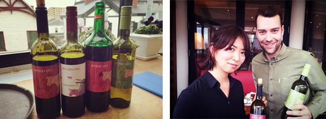 オーストリア自然派ワインのご紹介