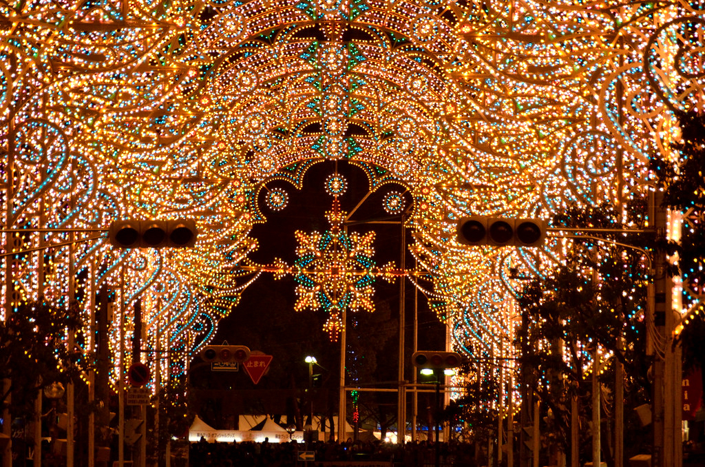 神戸最大の冬の人気イベント「神戸ルミナリエ」の団体様向けプランをご用意いたしました。